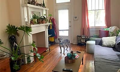 Living Room, 3412 Cleveland Ave, 2