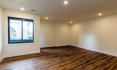 Living Room, 2411 Kensington Ave 406, 1
