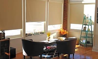 Dining Room, 401 N. Brady St. Forrest Block, 2