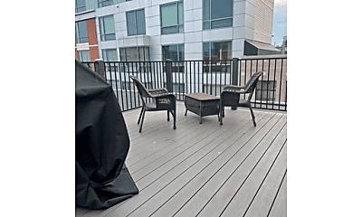 Patio / Deck, 41 W 2nd St, 2