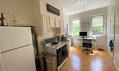 Kitchen, 323 Grand St 2L, 1