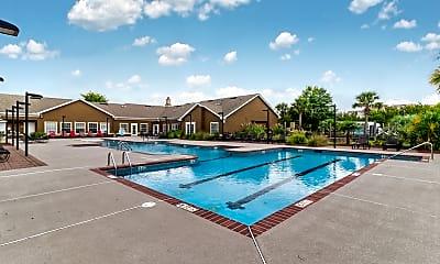 Pool, Stadium Suites, 0