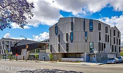 Building, 2510 W Temple St, 2