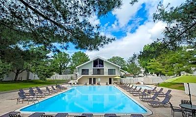 Pool, Townhomes @ Gateway, 0