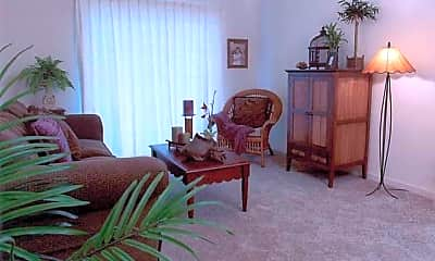 Living Room, Tennessee Park Apartments, 0