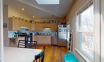 Kitchen, 72 Gore Street, unit 3, 2