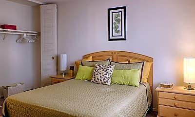 Bedroom, Somerset, 1