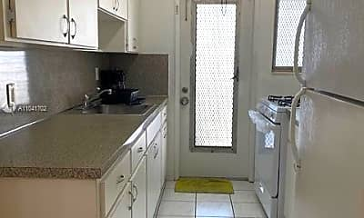 Kitchen, 1240 11th St 12, 2
