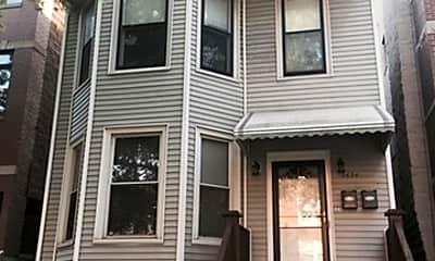 Building, 3654 N Damen Ave. 1, 0