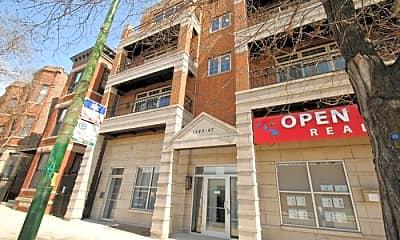 Building, 1347 N Ashland Ave, 1