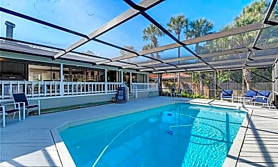 Pool, 4923 Commonwealth Dr, 2