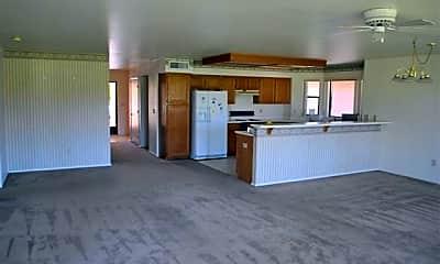Living Room, 7755 E Laguna Azul #206, 1