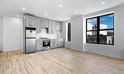 Living Room, 383 86th St, 1