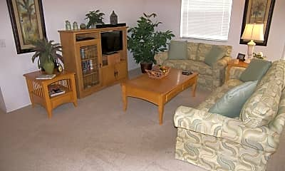 Living Room, 1203 Mathews Ln, 1