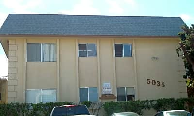 Building, 5035 Del Monte Ave, 0