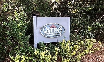 Community Signage, 305 Queens Ct, 2