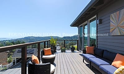 Patio / Deck, 1239 Waterview Dr, 0