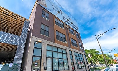 Building, 2910-12 S Wentworth Ave 2910-3F, 0