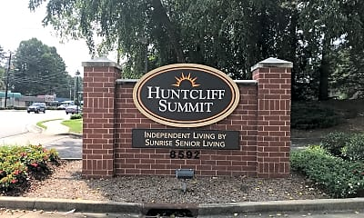 Sunrise of Huntcliff Summit I, 1