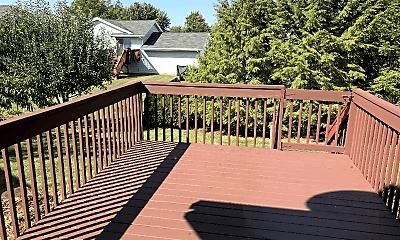 Patio / Deck, 6474 Wicklow Cl, 2