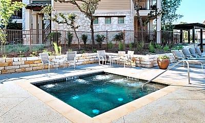 Pool, Bell Austin Southwest, 2