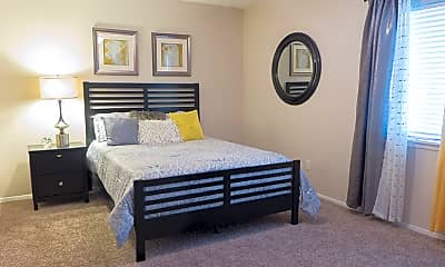 Bedroom, The Place At Greenway, 2