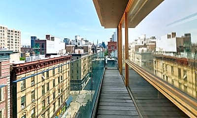 Patio / Deck, 30 Orchard St 6, 1