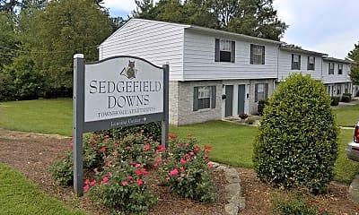 Community Signage, Legacy at Sedgefield, 2