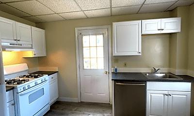 Kitchen, 1 Hall Pl, 1