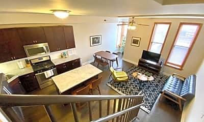 Kitchen, 939 W Armitage Ave, 1