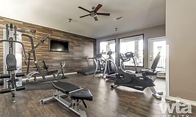Fitness Weight Room, 8312 Fathom Cir, 2