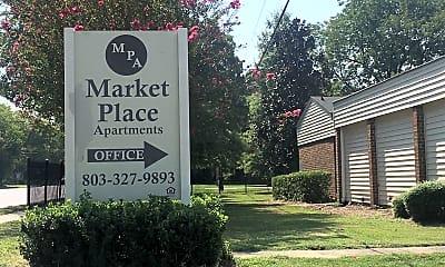 Market Place Apartments, 1