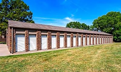 Building, Brookwood Apartments, 2