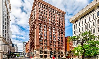 Building, Pioneer-Endicott Building, 0