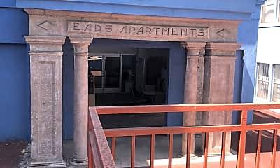 Eads Apartments, 1