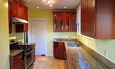 Kitchen, 4330 Anza St, 1