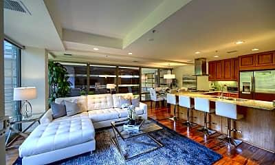Living Room, 7157 E Rancho Vista Dr 4007, 1