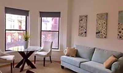 Living Room, 47 Massachusetts Ave 3, 0