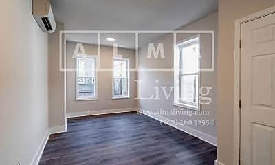 Bedroom, 2529 N Patton St, 0