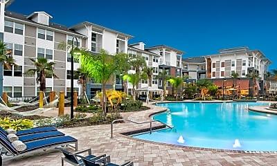 Pool, Linden Crossroads, 0