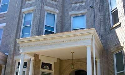 Building, 1619 W. Grace Street, 0