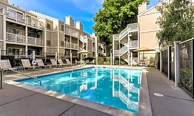 Pool, 2721 Oak Rd, 0