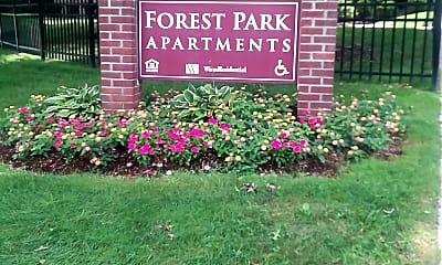 Forest Park Apartments, 1