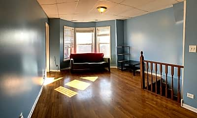 Living Room, 254 W 31st St, 1