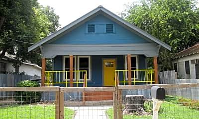 Building, 1320 Hays St, 0