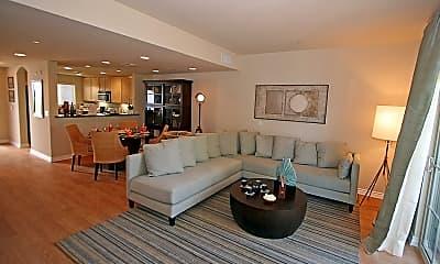 Living Room, BelaSera at Sherman Way, 0