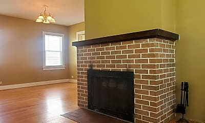 Living Room, 1733 K Ave NE, 1