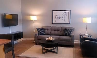 Living Room, 250 S Martin Luther King Blvd 103, 1