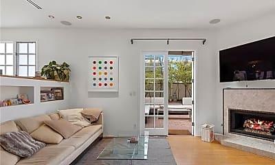 Living Room, 128 Georgina Ave 5, 1