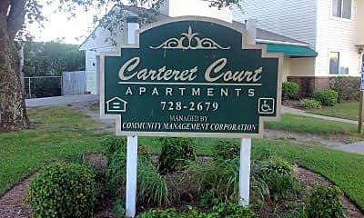 Carteret Court Apartments, 1
